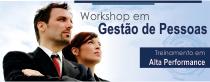 Mais Workshop em Gestão de Pessoas